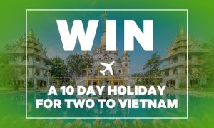Groupon Australia – Win a 10-day North-South Tour in Vietnam valued at $5,926