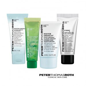 Mind Food – Peter Thomas Roth – Win 1 of 7 kits valued at $38 each