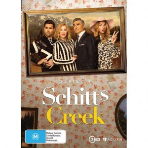 Mind Food – Win 1 of 10 copies of Schitt's Creek on DVD valued at over $29 each