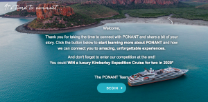 PONANT – Win a luxury Kimberley Expedition Cruise for 2 valued at up to $26,000