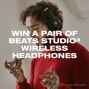 Urban List – Win a pair of Beats Wireless Headphones