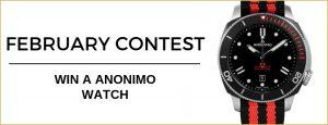 WorldTempus – Win a Anonimo Watch