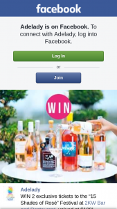 """Adelady – Win 2 Exclusive Tickets to The """"15 Shades of Rosé"""" Festival at 2kw Bar and Restaurant (prize valued at $198)"""