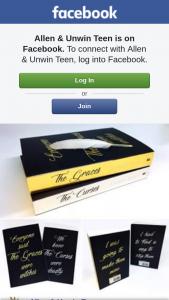 Allen & Unwin teen – Win a Copy of The Graces & The Curses