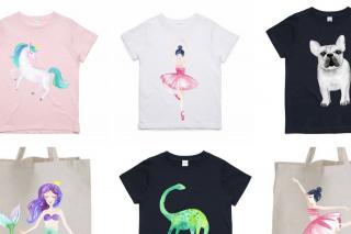 April & Lane – Win a Kids Tshirt