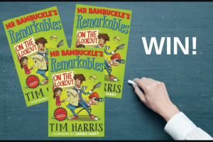 "Aust Writers Centre – Win ""mr Bambuckle's Remarkables"