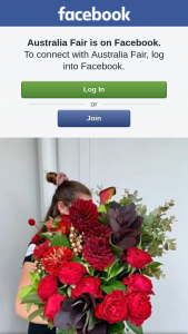Australia Fair SC – this Beautiful Luxe Valentine's Bouquet From Moss N Stone Floral Design Valued at $150. (prize valued at $150)