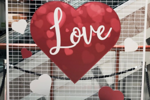 """Australia Fair SC – Win to Celebrate Valentine's Day Visit Our """"love"""" Display on The Ground Floor Near Bras N Things (prize valued at $200)"""