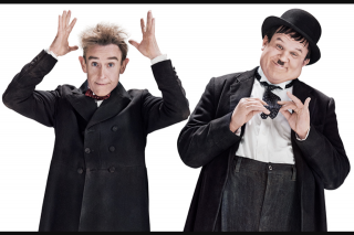 Australian Radio Network – Win a Double Pass to See Stan and Ollie