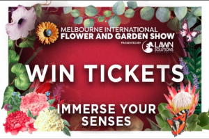 3AW – Win a Double Pass to The Melbourne International Flower and Garden Show