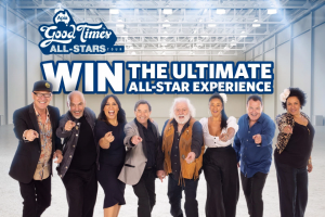 3AW – Win The Ultimate Apia Good Times All- Star Tour Experience In 2019.