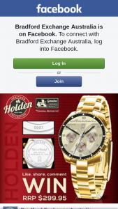 Bradford Exchange Australia – Win this Incredible Deluxe Holden Men's Watch (prize valued at $299)