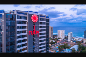 Brisbane radio 97.3 FM – Win a Romantic Overnight Stay at Ruby Apartments on The Gold Coast Including Breakfast (prize valued at $555)