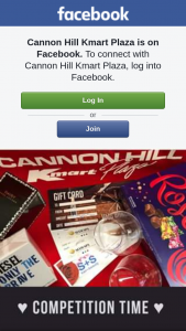 Cannon Hill Kmart Plaza – Win We Are Also Giving Away a Hamper on Our Instagram Page