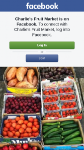 Charlie's Fruit Market – Win The Lot