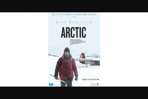 Community News – Win One of 10 Double In-Season Passes to Arctic