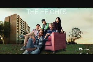 Community News – Win One of 10 Double Passes to an Exclusive Preview Screening of The First 3 Episodes of The Heights on Monday 11 February