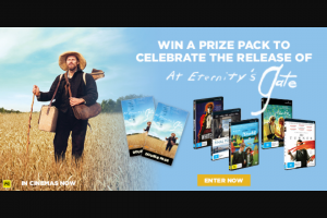 Dendy Cinemas – Win 1 of 5 Prize Packs Including