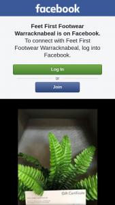 Feet First Footwear – Win a $100 Gift Voucher