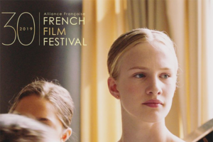 Female – Win a Double Pass to Any Festival Session of The French Film Festival 2019. (prize valued at $1)