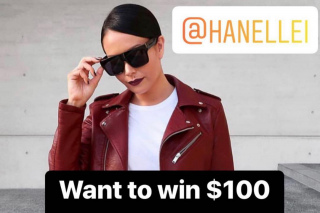 Hanellei – Will Be (prize valued at $100)