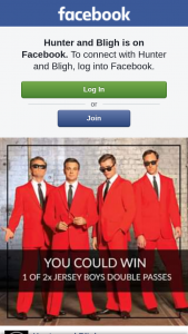 Hunter & Bligh – Win One of 2x Double Passes to See Jersey Boys at The Regent Theatre