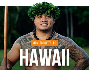 iFly KLM Magazine Australia – Win 2 tickets to visit Hawaii