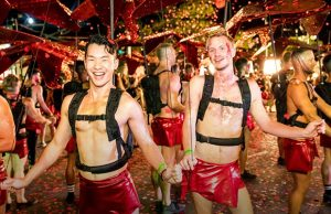iHeart Radio – Win 2 tickets to attend the 2019 Sydney Gay and Lesbian Mardi Gras Party valued at $372
