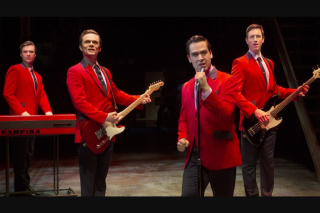 Leader Community News – to See Jersey Boys on Tuesday