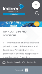 Lederer Cessnock – Win a Brand New Car at Lederer Cessnock