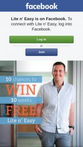 Lite N' Easy – Win 10 Weeks Free Lite N' Easy