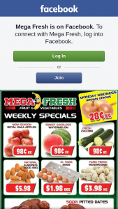 Mega Fresh Browns Plains – Win a $50 Fruit and Veg Voucher to Spend In Store Thankyou for Shopping at Mega Fresh Browns Plains