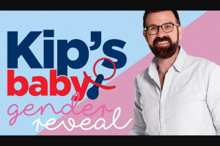 Nova 106.9FM Brisbane Kip's baby gender reveal party – Who Will Walk Away With a Prize Reflecting The Gender of The Baby