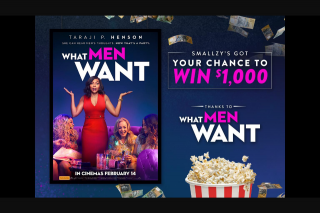 Nova FM – Win $1000 a Night and Tickets to See The Hilarious New Comedy 'what Men Want' When It Hits Cinemas February 14