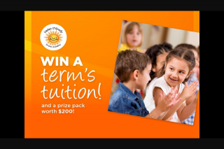 Nova 93.7 – Win a Term's Tuition and a Prize Pack Worth $200 (prize valued at $199)