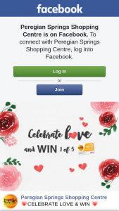 Peregian Springs Shopping Centre – Win We're Giving Five Lucky Peregian Springs Shopping Centre Customers The Chance to Win a $100 Gift Card this Valentine's Day (prize valued at $500)