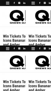 QNews – Win Tickets to See Pop Icons Bananarama