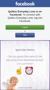 Quilton Everyday Love – Win a $50 Gift Voucher (prize valued at $50)