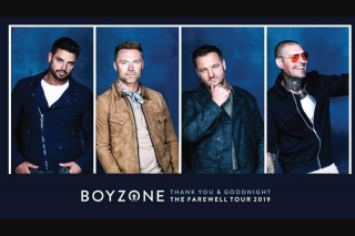Smooth FM – Win Two Tickets Just Tell Us Below What Your Favourite Boyzone Song Is and Why