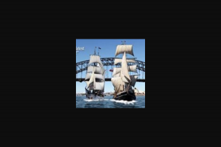 Sydney Harbour Tall Ships – 2x Tickets on Our Romantic Evening Cruise on Thursday 14th Feb (prize valued at $278)