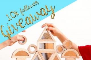 thecreativetoyshop – Win Today's Prize Mirror Blocks From @thecreativetoyshop You Need To&#8291