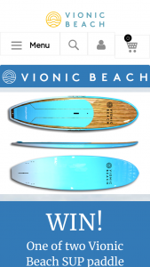 Vionic Beach Australia – Will Be (prize valued at $899)