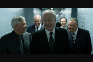 Weekend Edition Brisbane – Win a Double Pass to a Preview Screening of King of Thieves on Wednesday February 27 at Palace James Street at 630 Pm