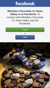 Whistlers Chocolate Co Swan Valley – Win 2 X Whistler's Chocolate Co Chocolate Platters
