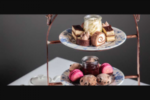 Win High Tea for Four at The Stamford Grand Adelaide In Glenelg Or The Stamford Plaza Adelaide In The Cbd (prize valued at $1)