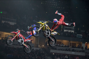 Win One of 5 X Family Passes to Nitro Circus
