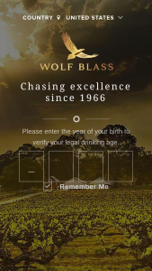 Wolf Blass – Win Prize Is a $100 Eftpos Gift Card (prize valued at $8,000)