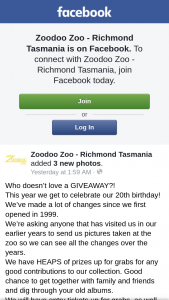 Zoodoo Zoo – Win The Respective Dr Martens Prize (prize valued at $1)