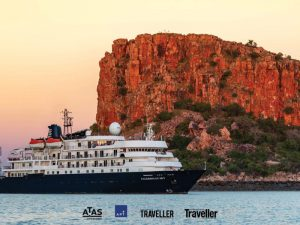 Australian Traveller Media – International Traveller – Vote to Win 11-day APT Kimberley Coast Cruise for 2 valued at up to $23,500