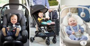Babyology – Win the ultimate on-the-go baby bundle valued at $1,300